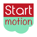 Ici, le logo de Start Motion